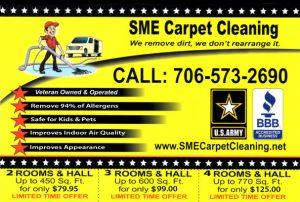 SME Carpet Cleaning - Columbus, GA